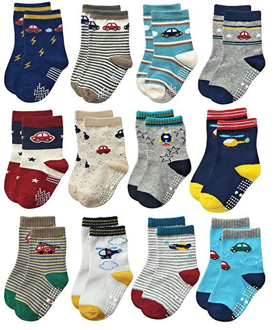 Deluxe Baby Socks for Boys