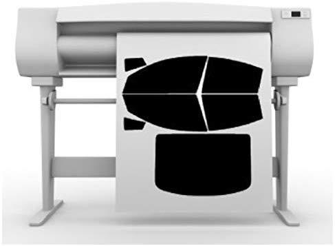 TRUE LINE Automotive Computer Customized Pre-cut Window Tint Kit