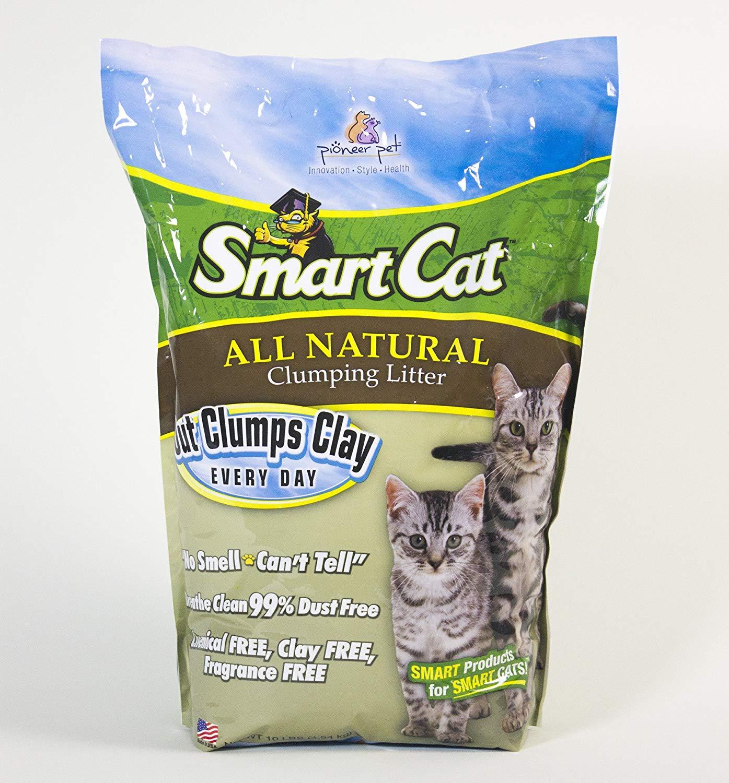 Smartcat All Natural Clumping Litter