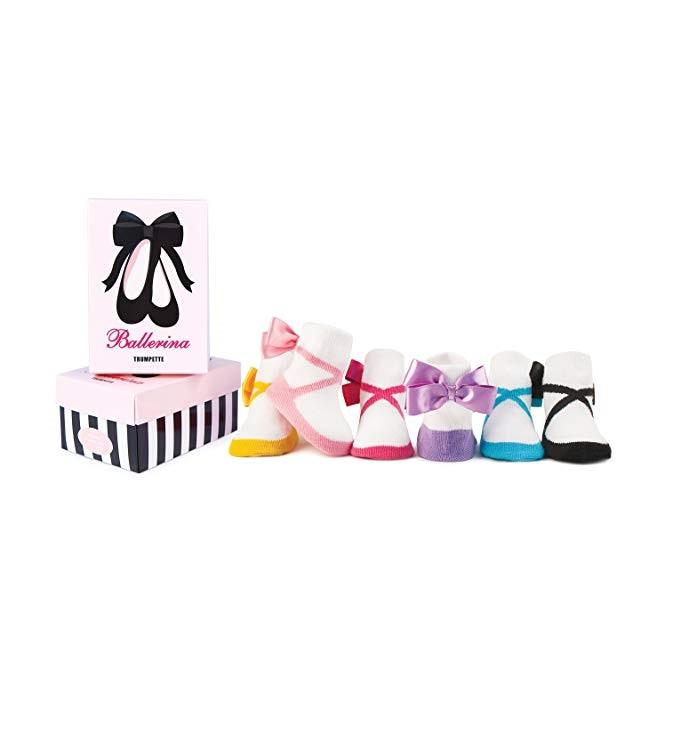 Trumpette Baby Socks for Girls