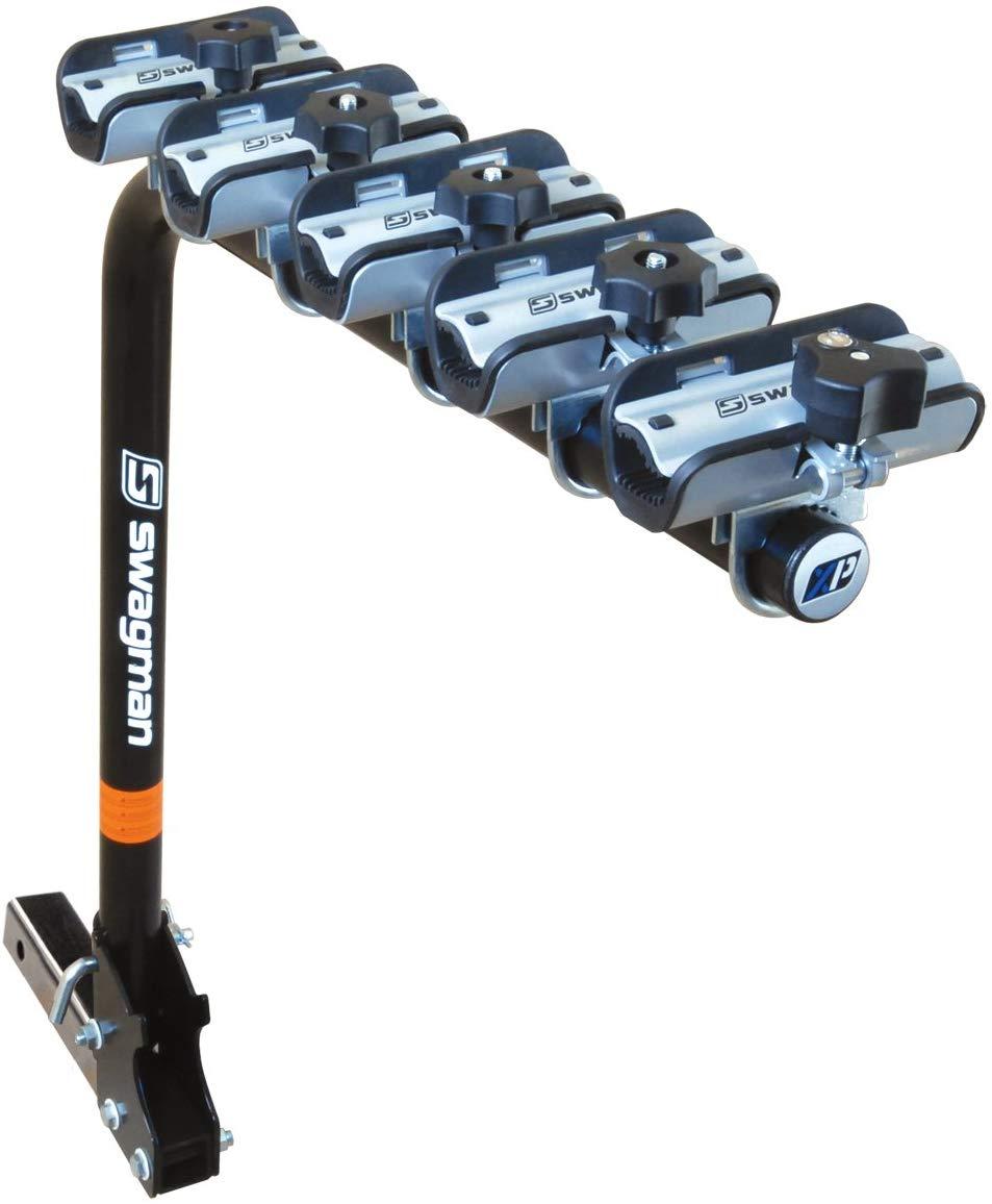 Swagman XP 5 Folding Hitch Bike Rack