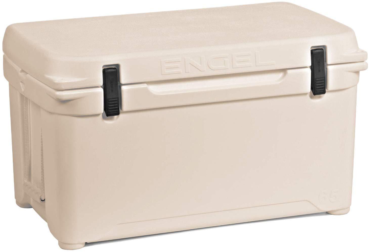 Engel 65 high-performance hard cooler