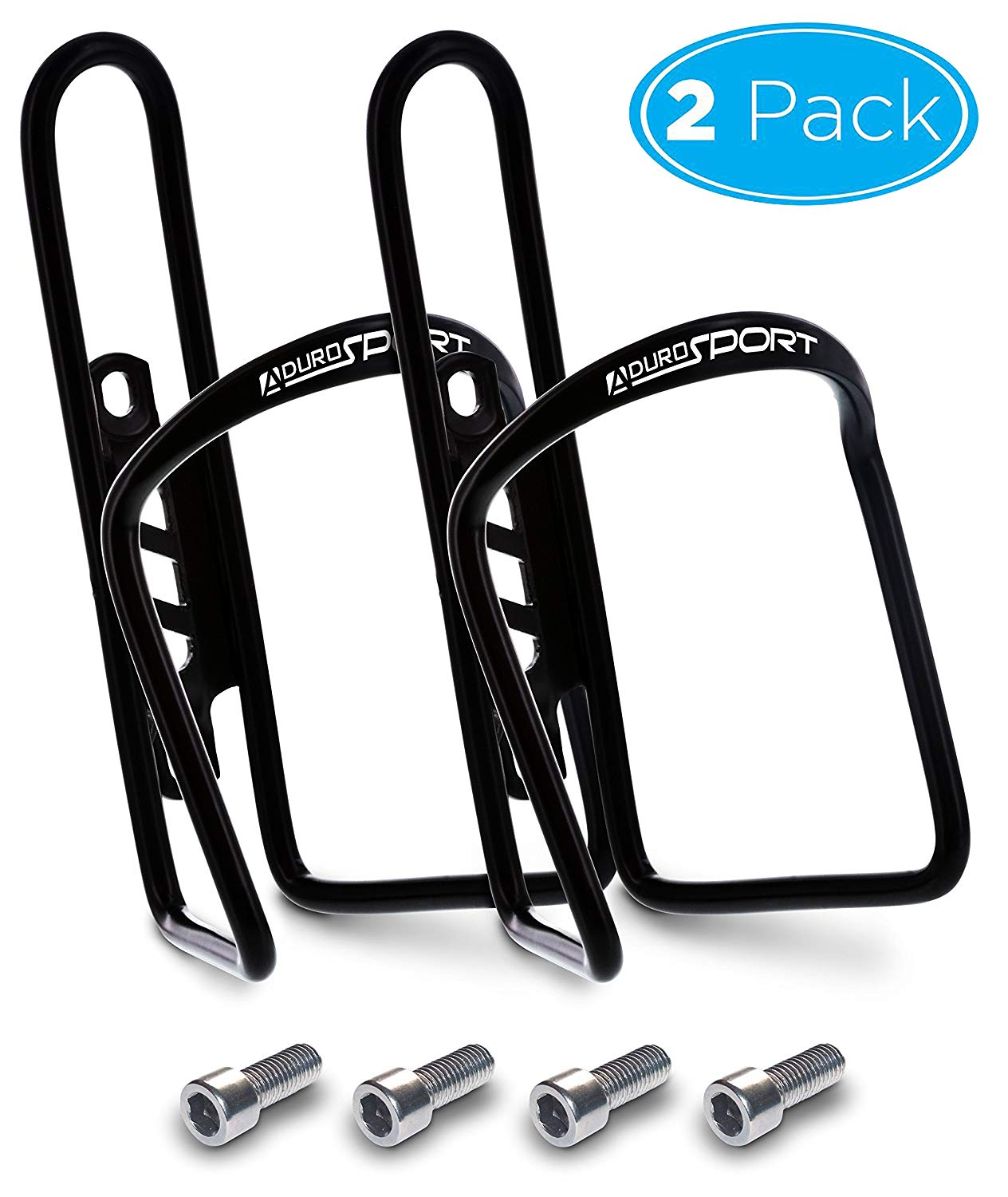Aduro Bike Water Bottle Holder Aluminum Cage