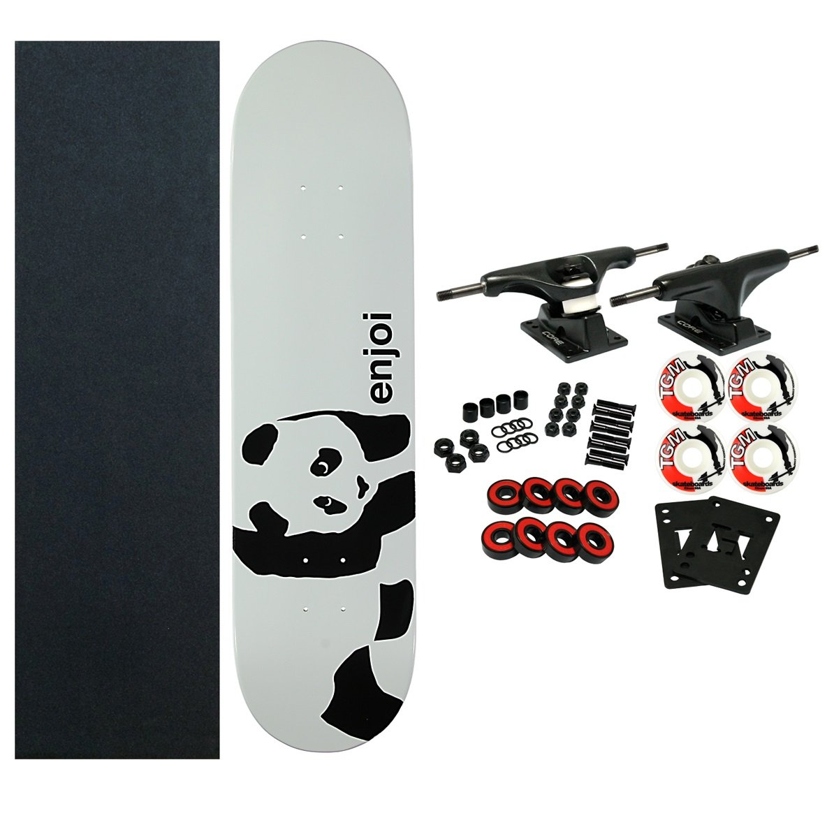 Enjoi Skateboards Whitey Complete Skateboard