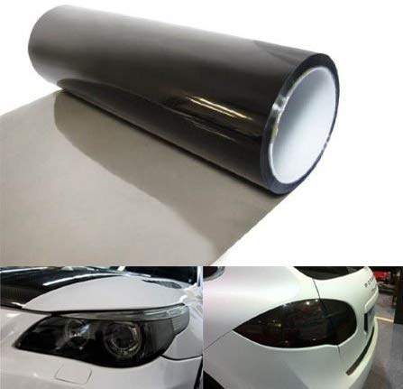 F & B LED LIGHTS 12 by 48 Inches Self Adhesive Headlight