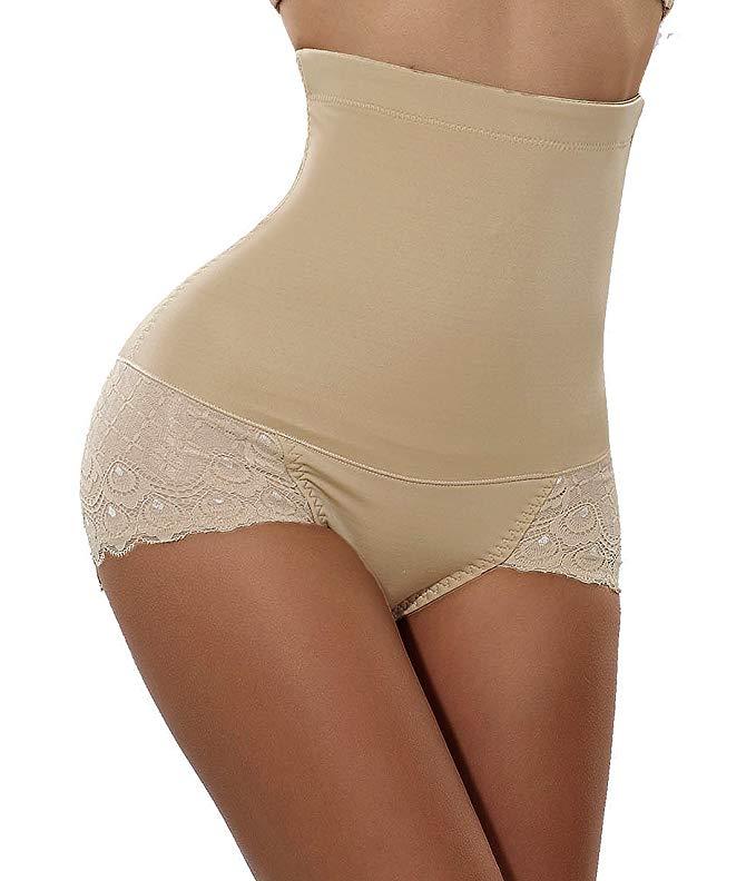 Gotoly Women Body Shape, High Waist Butt Lift + Tummy Control: