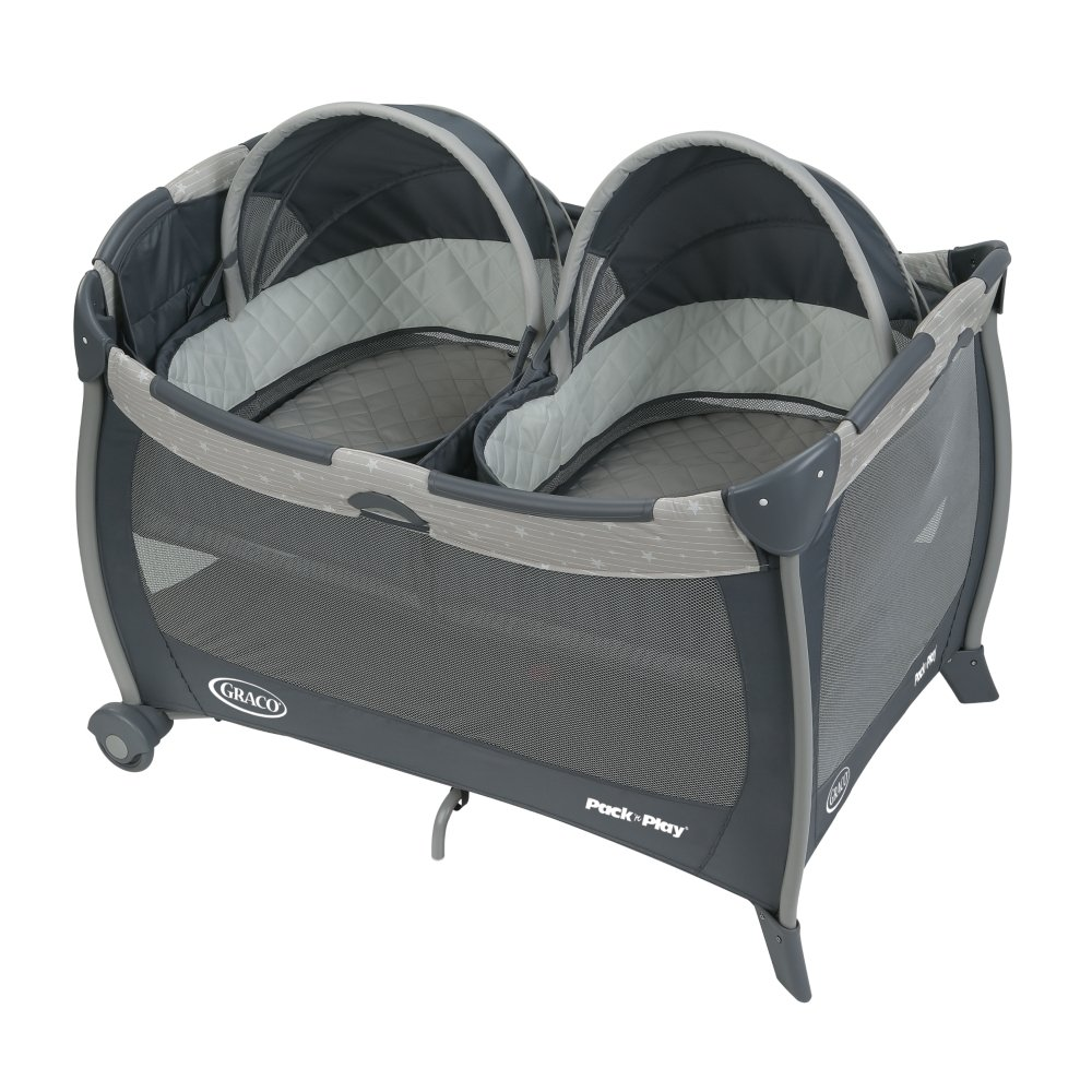 Graco Pack 'n Play Twins Bassinet