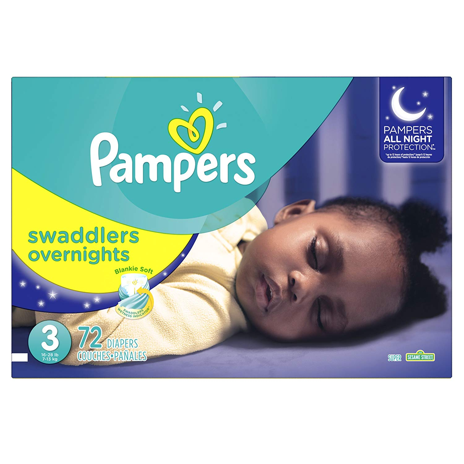 Pampers Swadlers