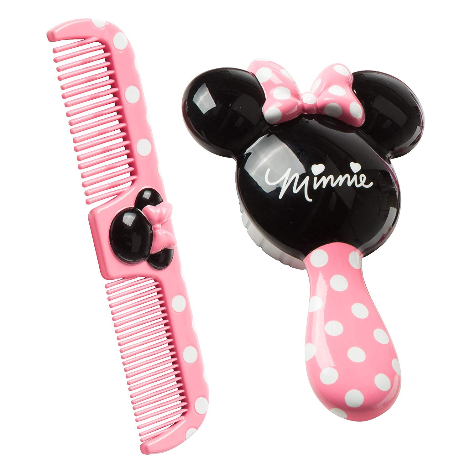 Disney Minnie Brush & Comb Set