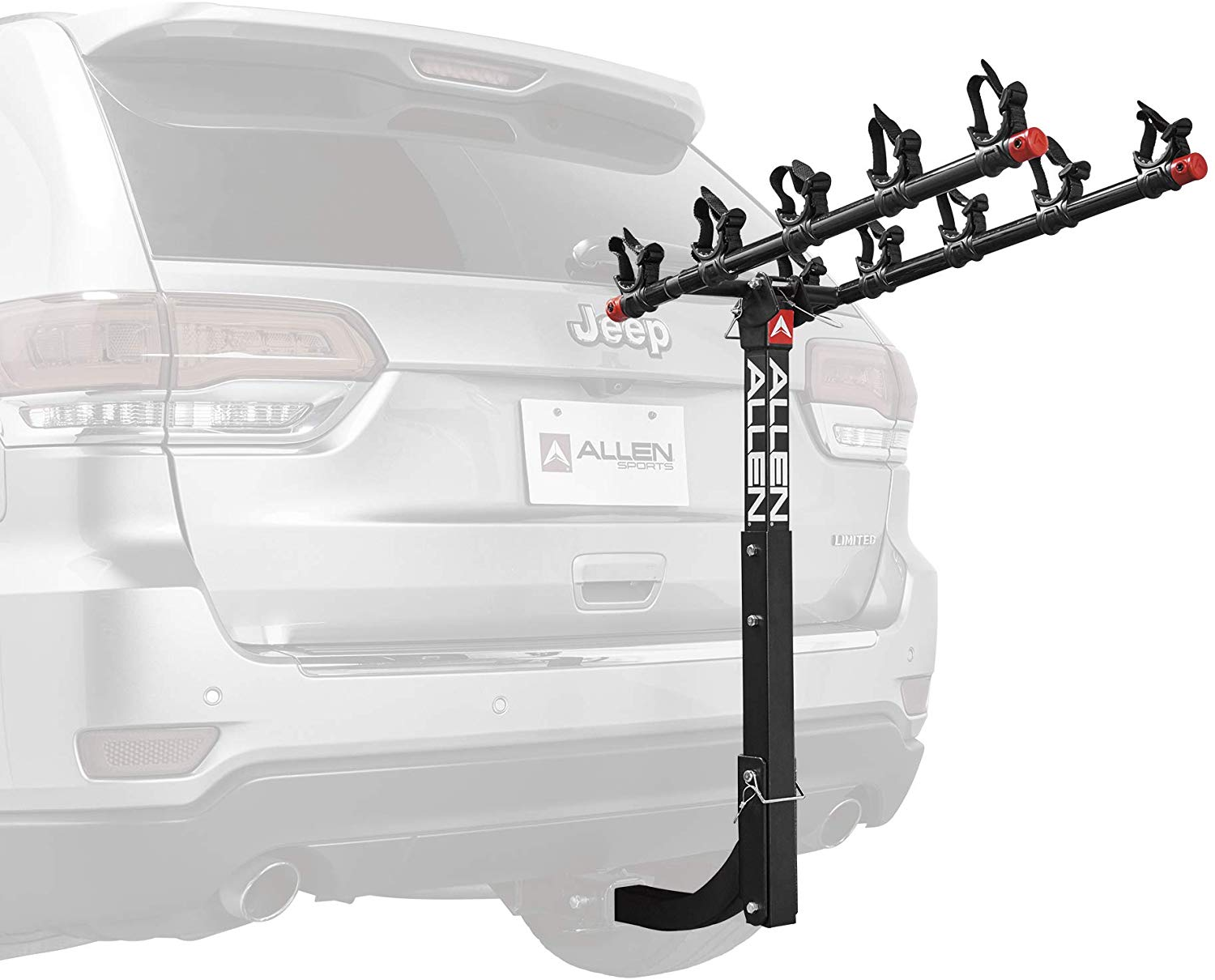 Swagman XP 5 Folding Hitch Bike Rack