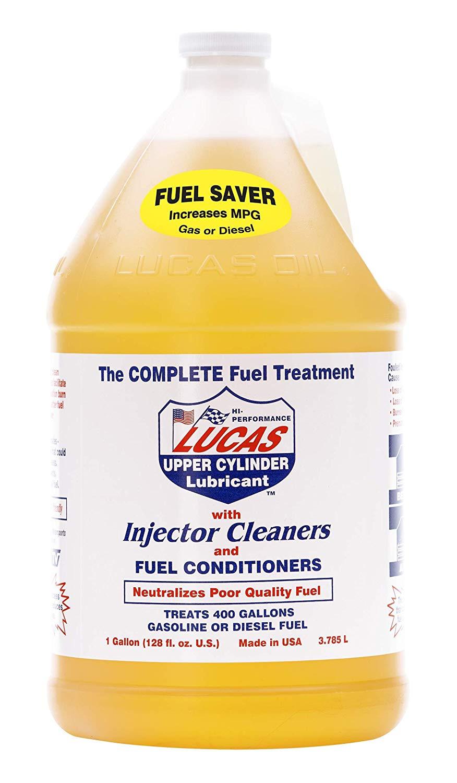 Lucas 1 Gallon Fuel Treatment
