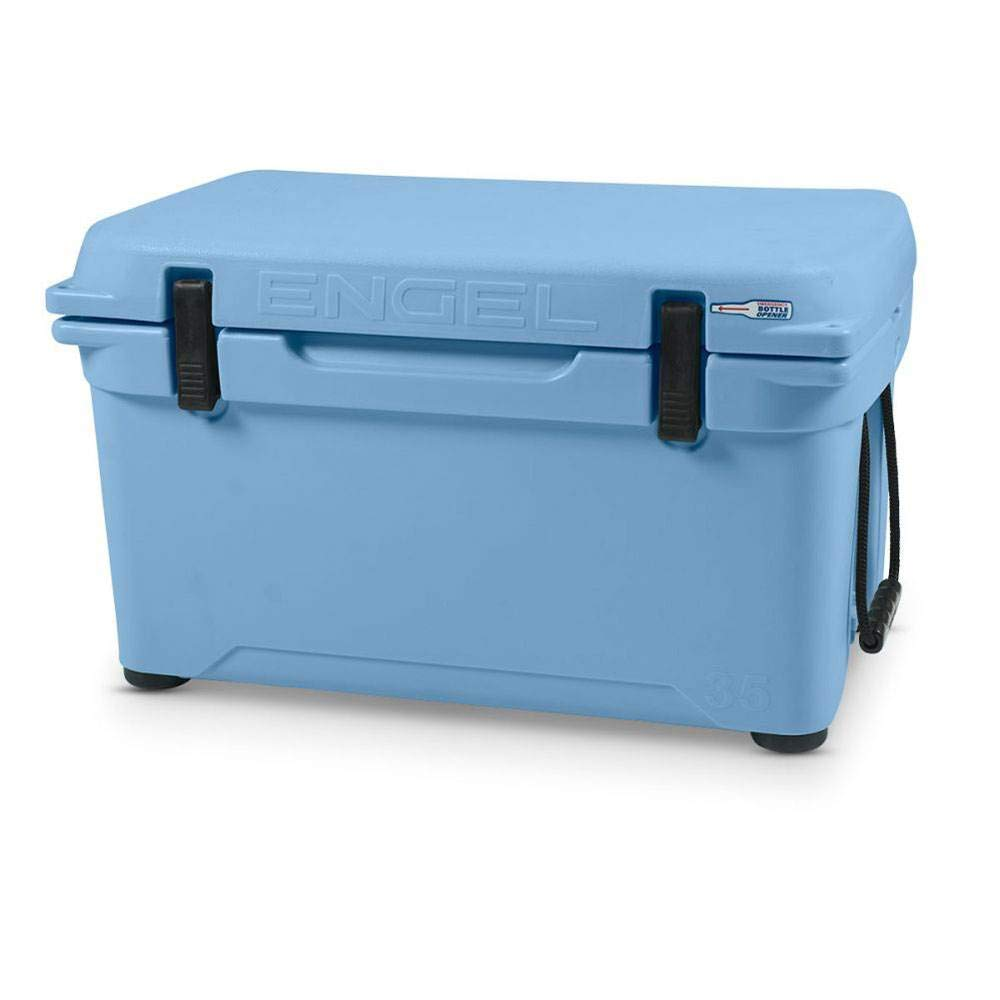 Engel eng35 high-performance hard cooler and icebox