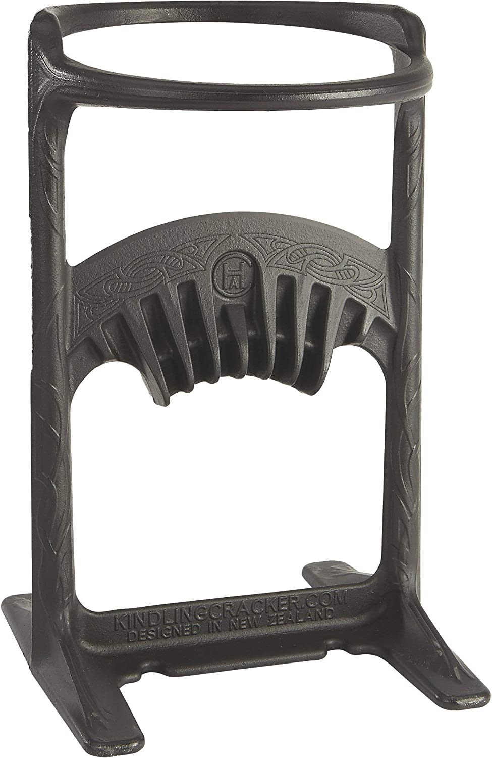 Manual Firewood and Kindling Splitter Made of Cast Iron Safe ...