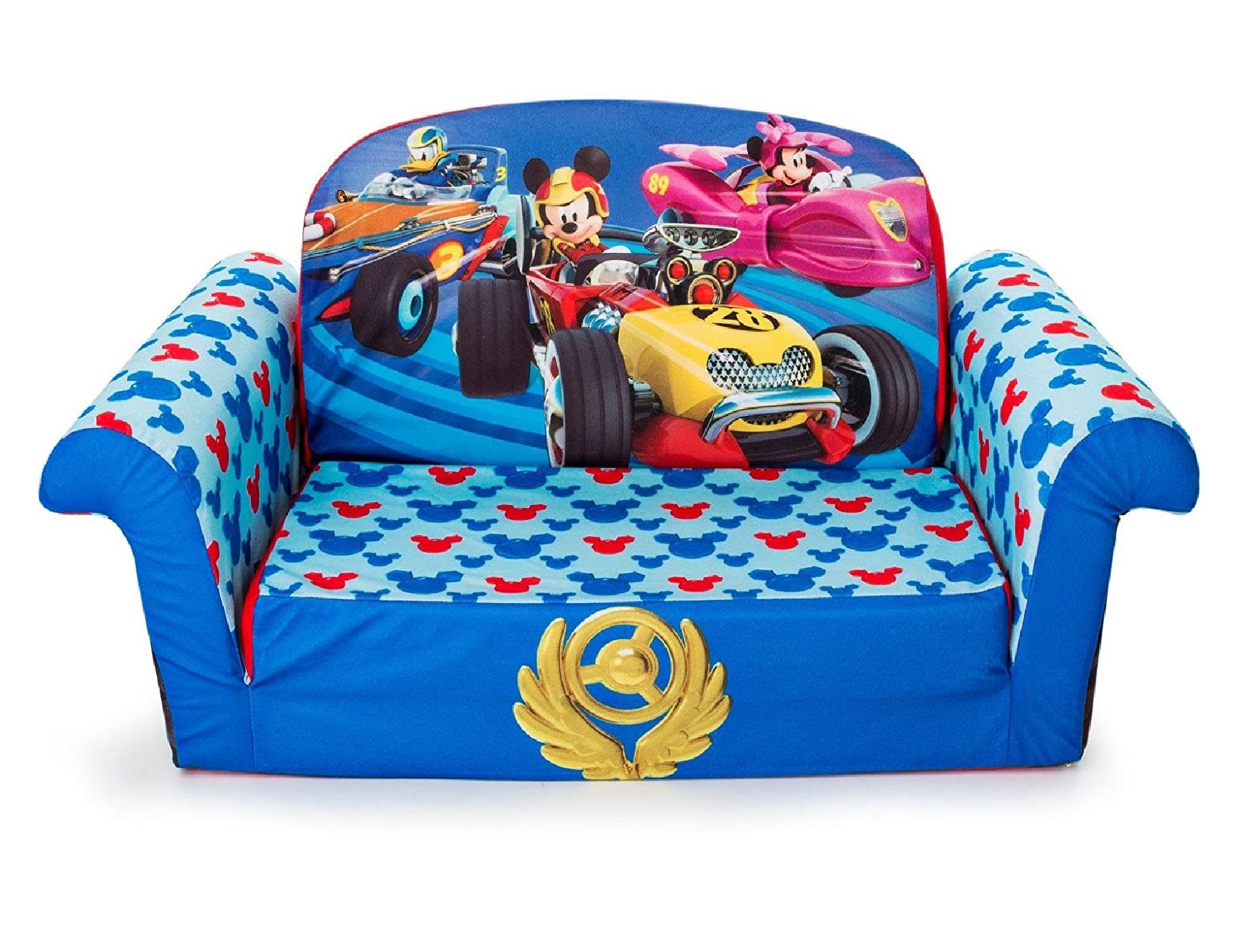 Marshmallow Furniture - Children's Foam Sofa