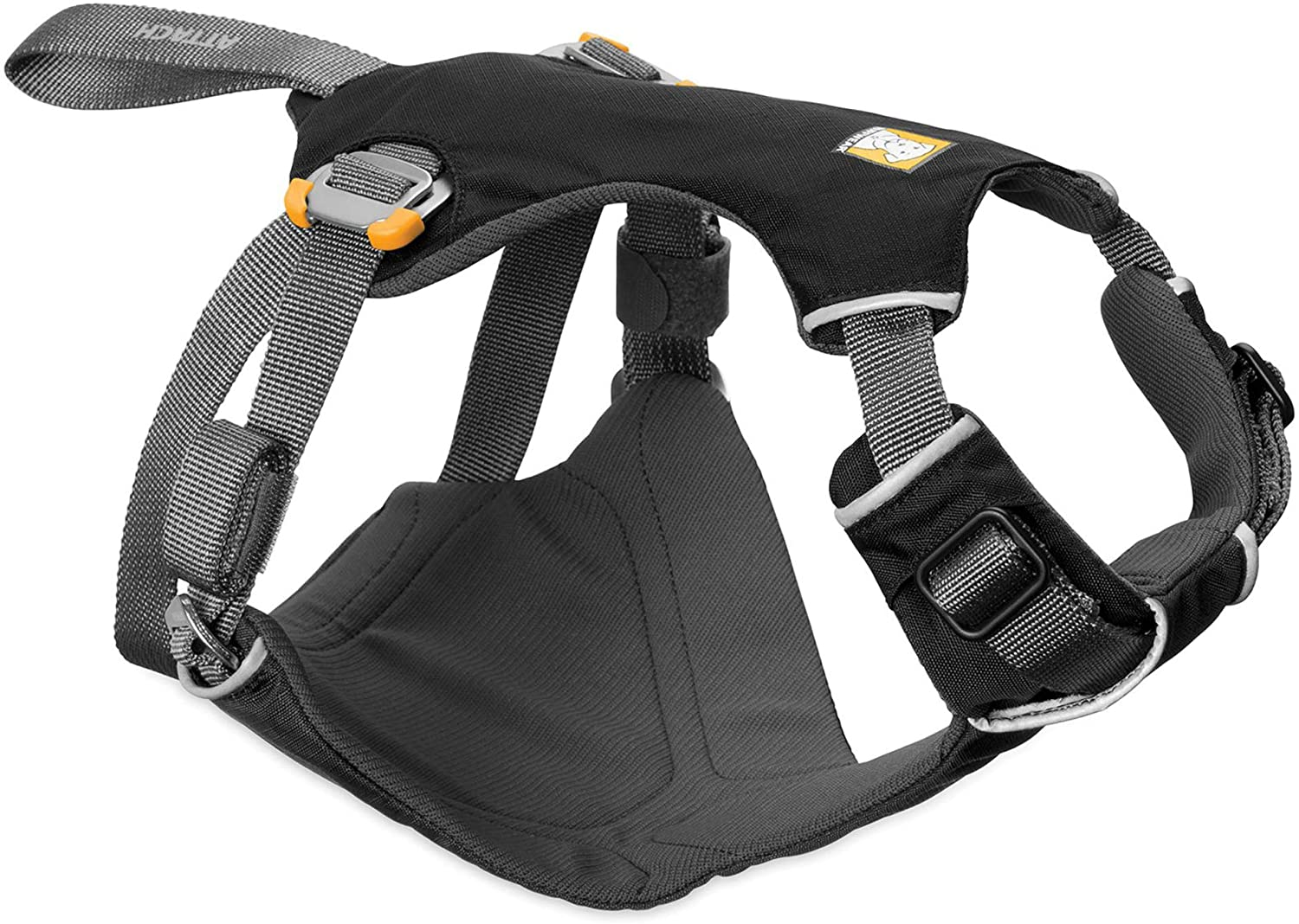 RUFFWEAR - Load Up, Dog Car Harness with Strength-Rated Hardware