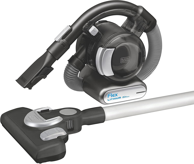 Black+decker Bdh2020flfh Max Lithium Flex Vacuum