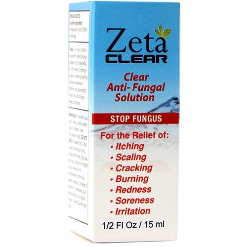 ZetaClear Nail Fungus Treatment Solution