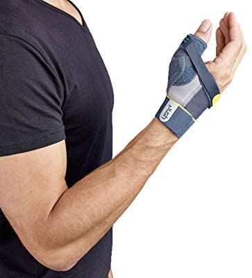 Push Sports Thumb Brace - Stabilizes Skier'sSkier's Thumb, Optimizes Function ​