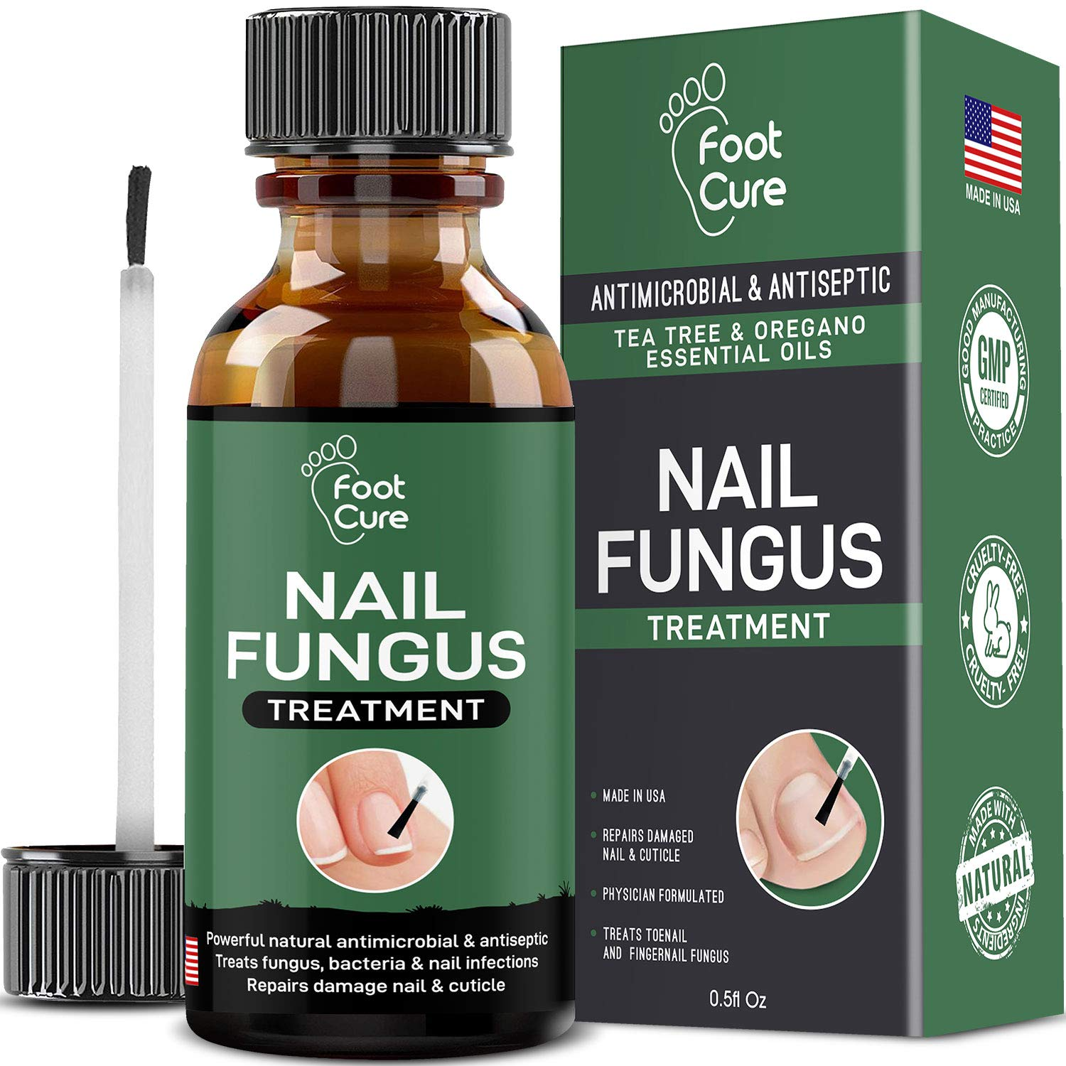 Best Antifungal Nail Treatment Fingernail