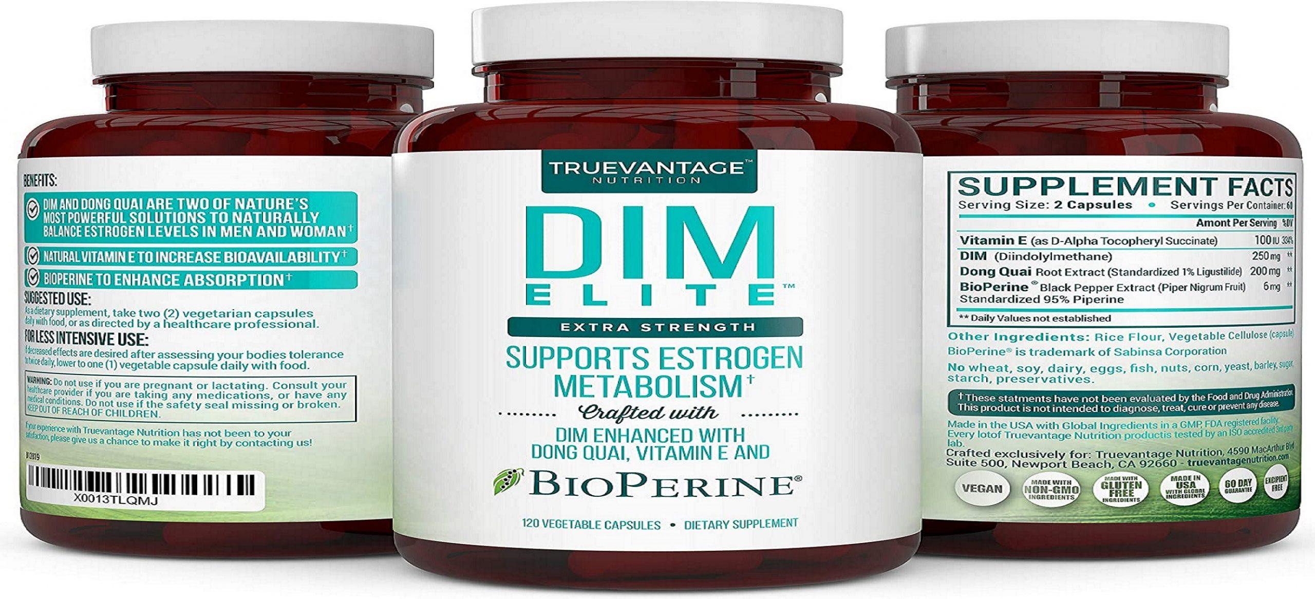 Best Dim Supplement