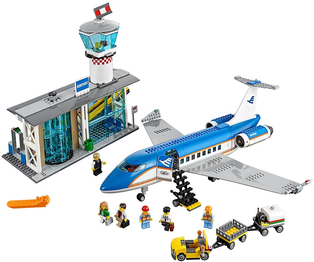 Best Lego Airplane Set