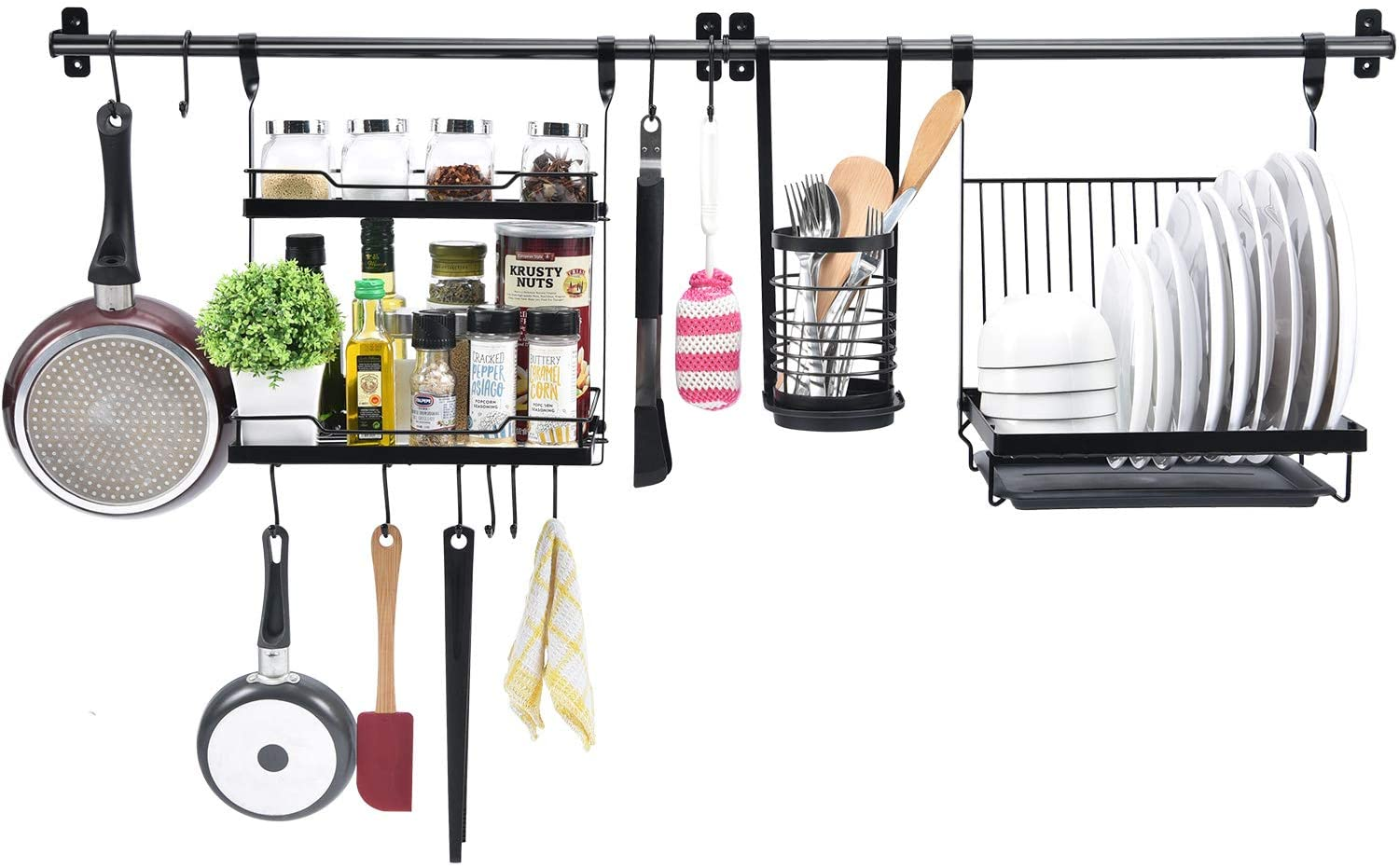 Toolf Utensil Rack Set