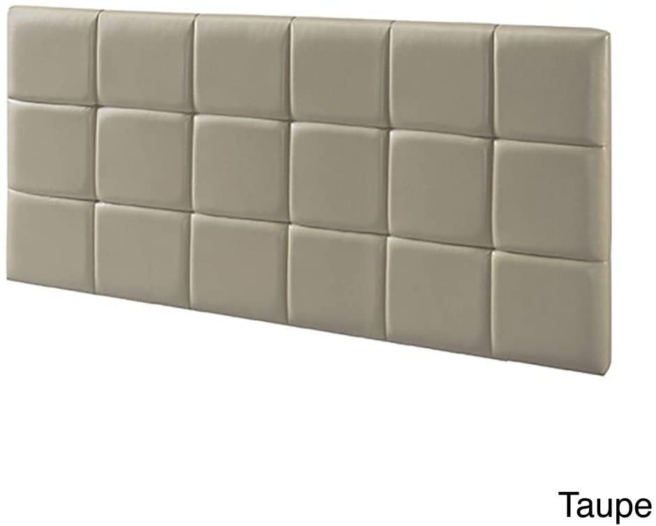 Lyke Home Faux Leather Wall Mounted