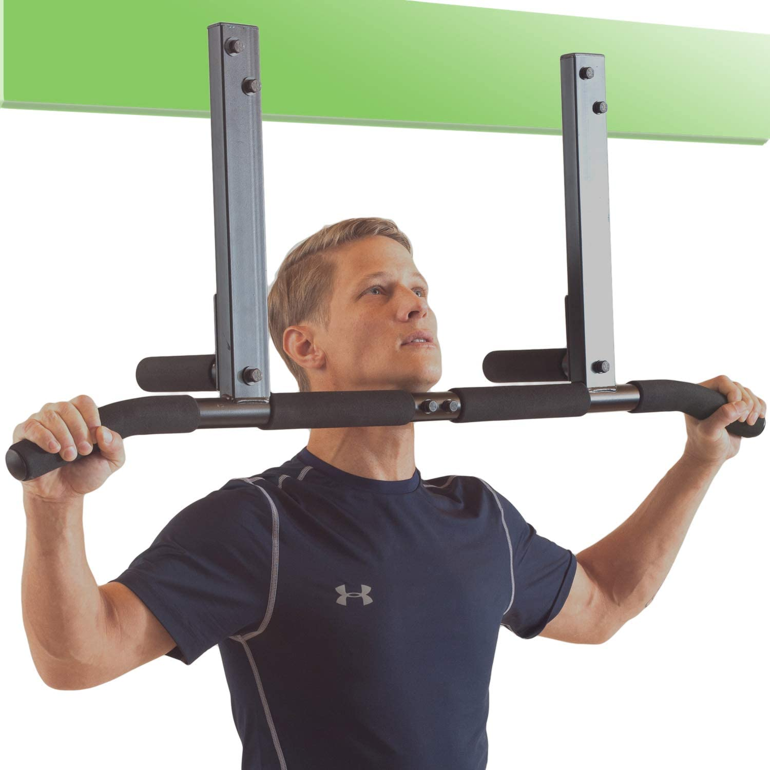 Joist Mount Pull Up Bar & Product Bundles by Ultimate Body Press